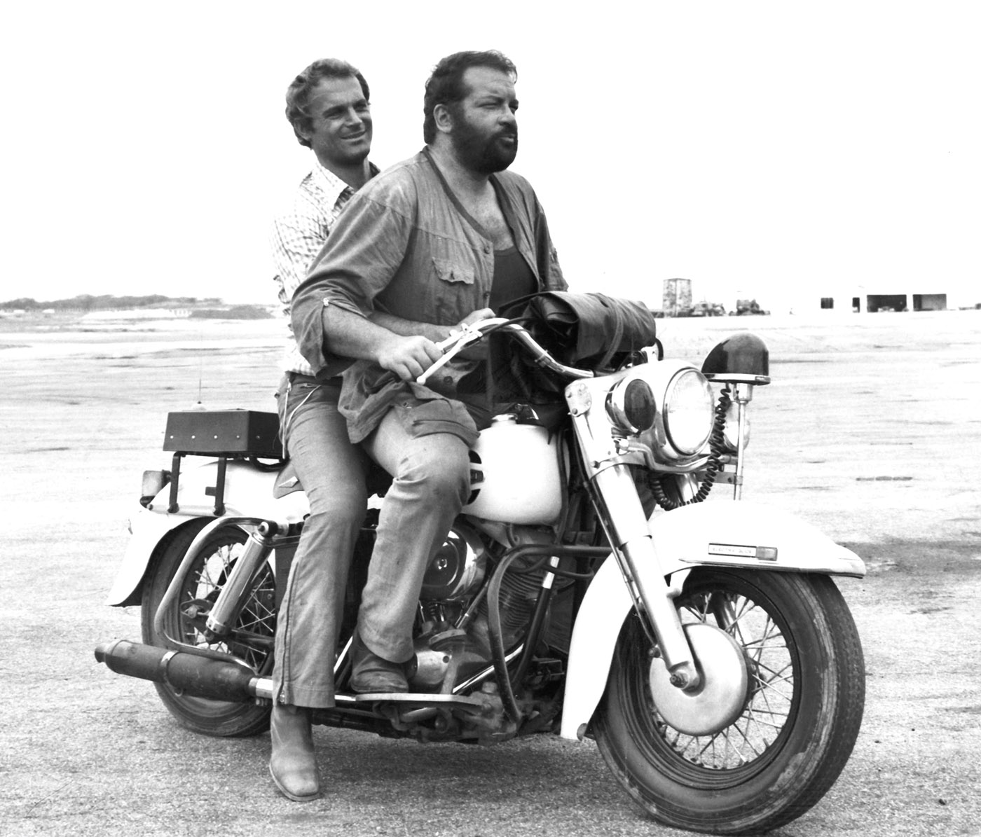 Terence Hill Und Bud Spencer